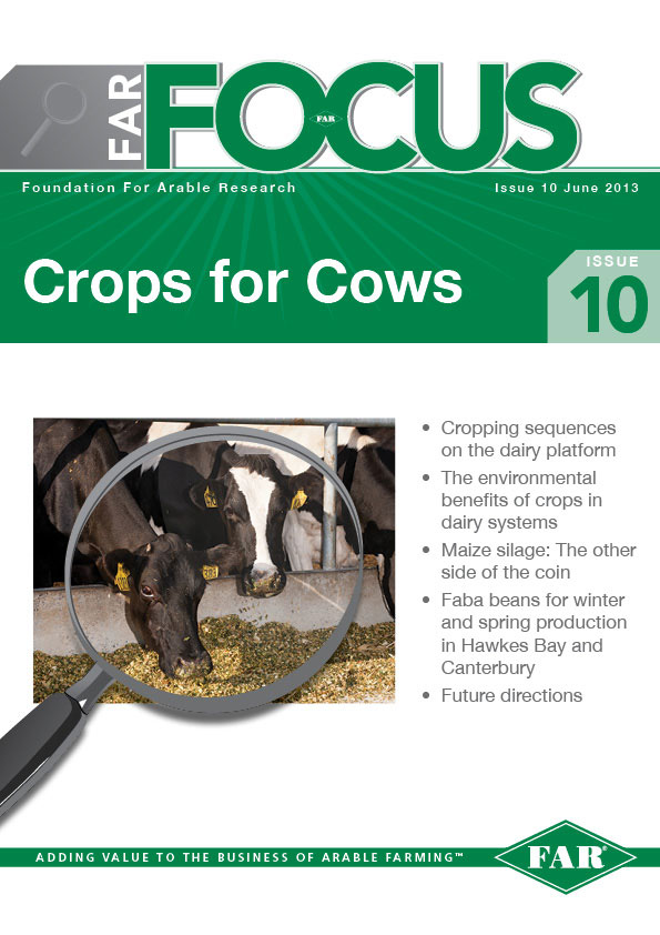 Crops for Cows - Cover